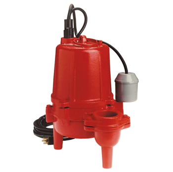 Red Lion Heavy-Duty Cast Iron Effluent Pump