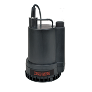 Red Lion Thermoplastic Utility Pump 1/6 HP
