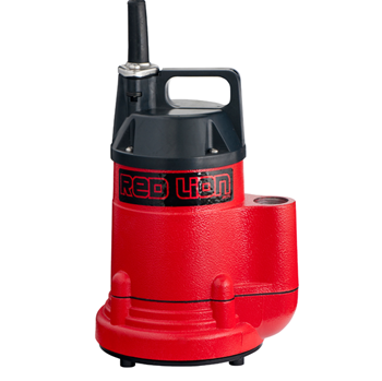 Red Lion Aluminum Utility Pump 1/6 HP