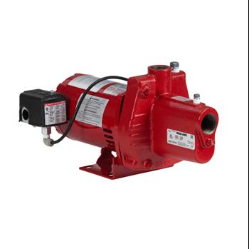 Red Lion High Performance Cast Iron Shallow Well Jet Pump - 1 HP