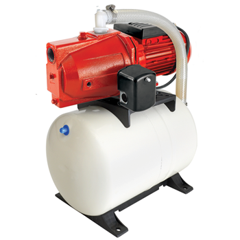 Red Lion Cast Iron Shallow Well Pump And 5.3 Gal. Tank System