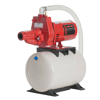Red Lion High Proformance Shallow Well Pump And 5.3 Gal. Tank System