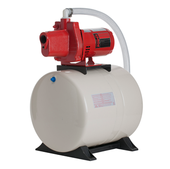 Red Lion High Performance Shallow Well Pump And 14 Gal. Tank System
