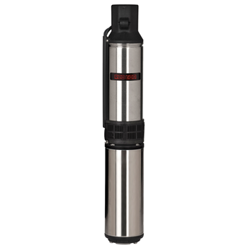 Red Lion Deep Well Submersible Well Pump: 3 Wire > 1 HP > 230 V > 22 GPM